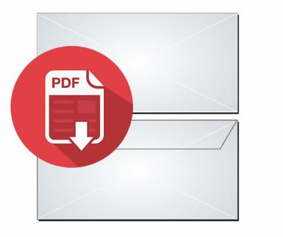 Busta da Lettera Elettorale – Invia il tuo File