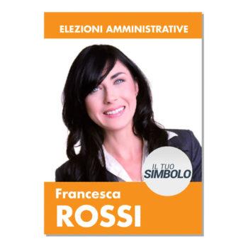 Manifesto Elettorale – Modello 1