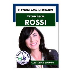 Manifesto Elettorale – Modello 3 – Lega Nord