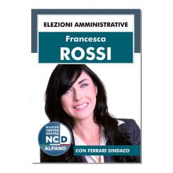 Manifesto Elettorale – Modello 3 – Nuovo Centro Destra