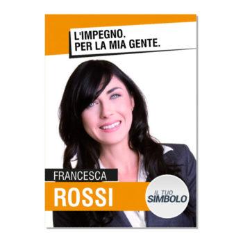 Manifesto Elettorale – Modello 4